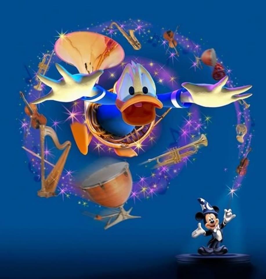 Mickey et son Orchestre PhilharMagique 42422010