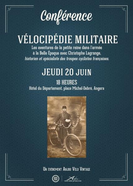 La vélocipédie militaire Velo10