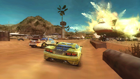 PSP Racing/Driving/Car games 50760810