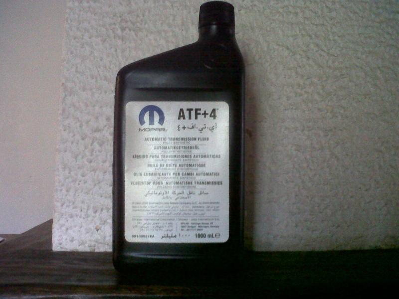 donne 1 litre ATF +4 00610