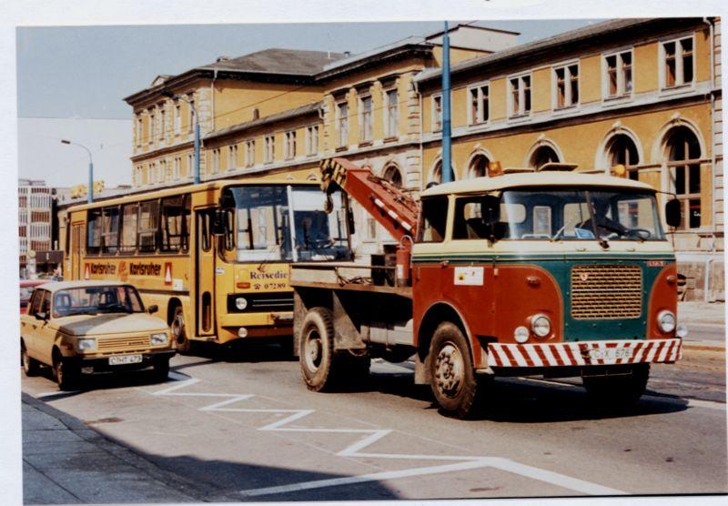 Skoda-Umbauten aus Hruska-Modellen Skoda110