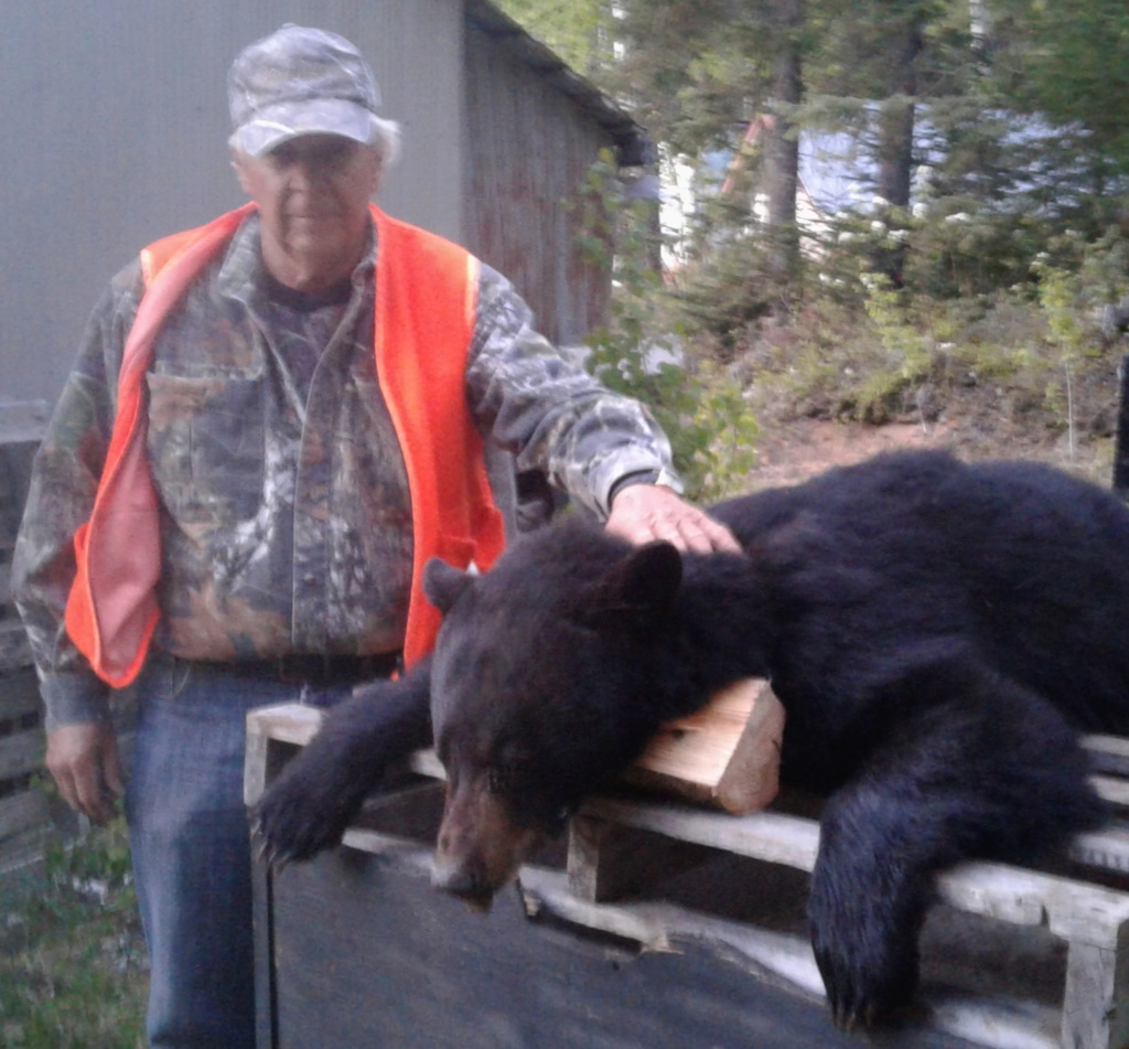 OUVERTURE CHASSE a L'OURS 20181110