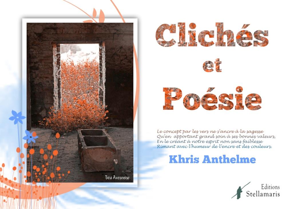 Clichés et Poésie Couver10