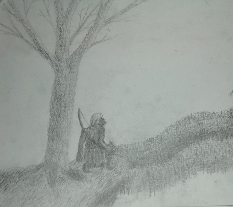 Mes dessins Chasse10