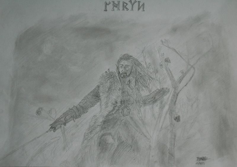 Mes dessins Thorin14