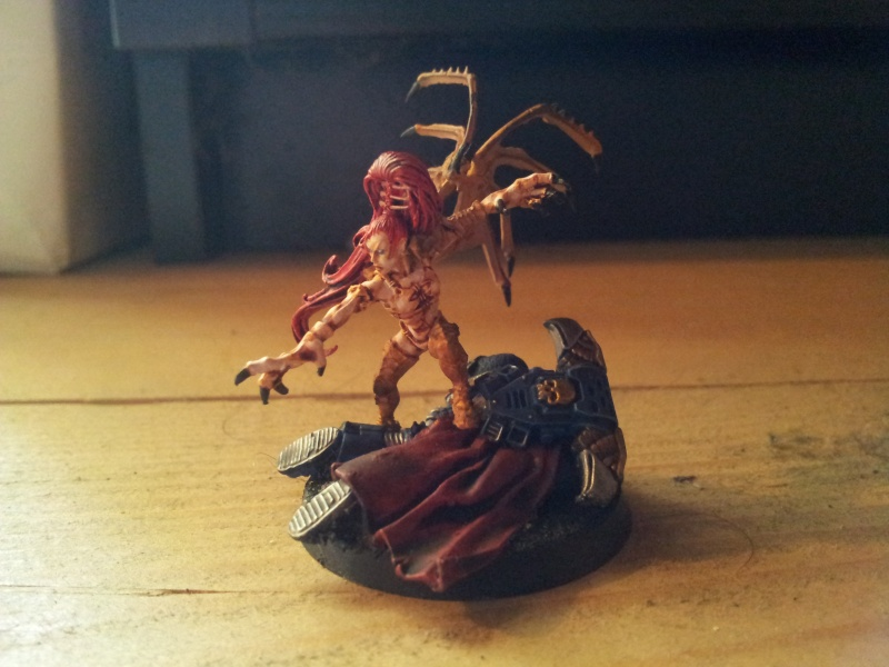 [Conversion] Kerrigan (Tyranide Prime) 20130511