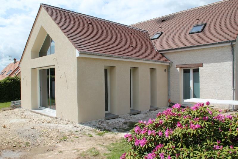 Nath47 agrandissement de ma maison pour un salon page 22 for Agrandissement maison loiret