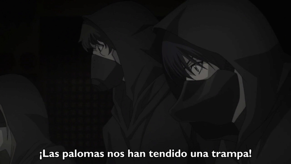Tokyo Ghoul Re: 04: Subasta Vlcsna25