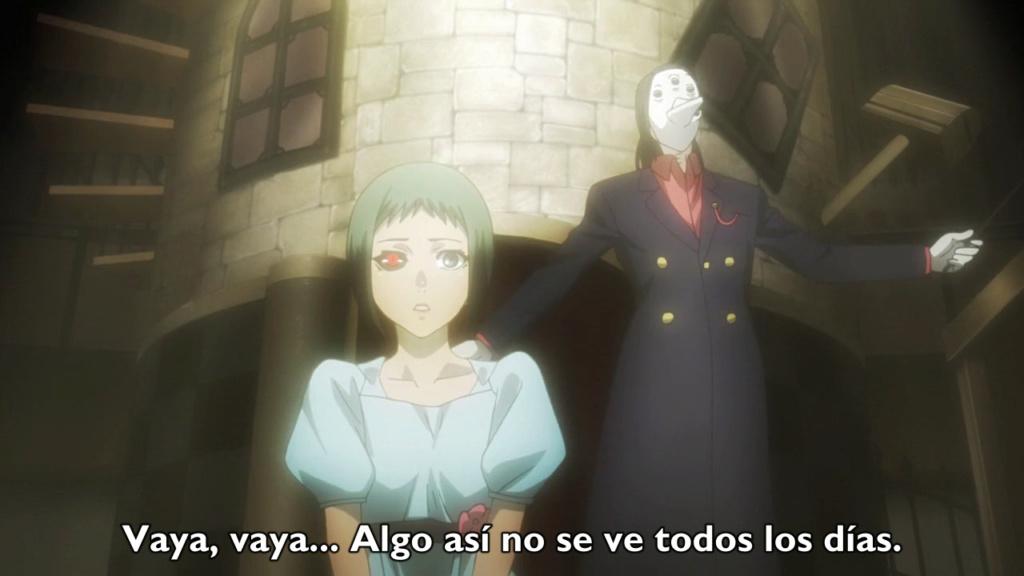Tokyo Ghoul Re: 04: Subasta Vlcsna27