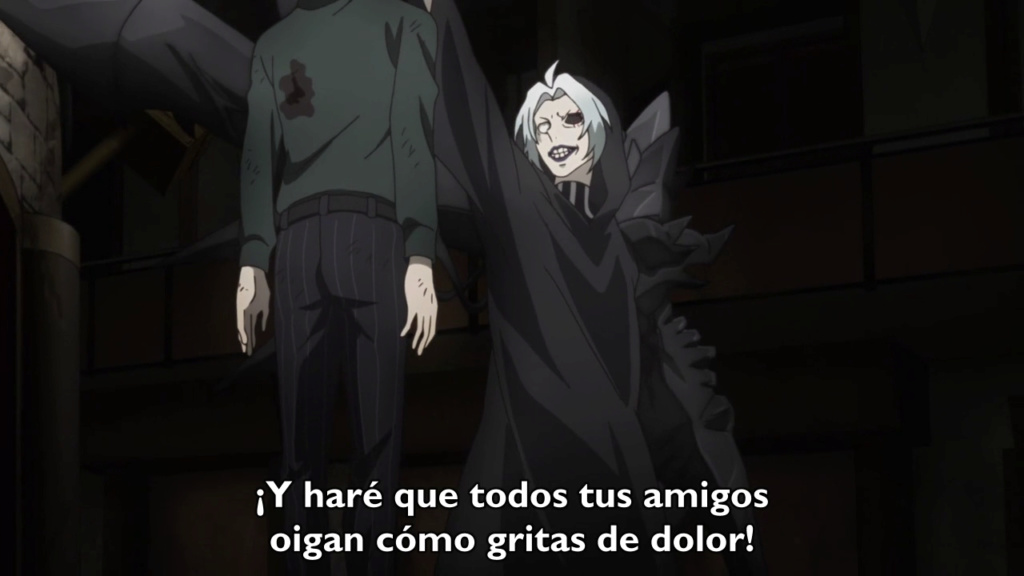 Tokyo Ghoul re: Conclusión, Turn Vlcsna44