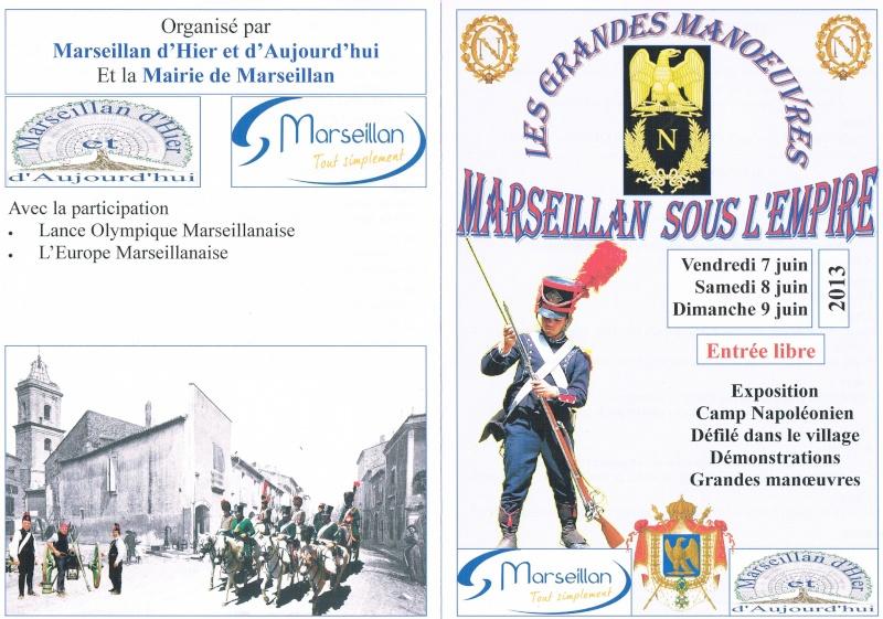 Marseillan et l'Empire Progra12