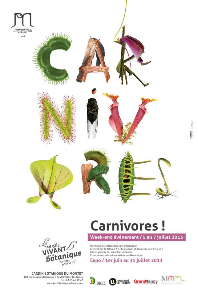 Evénements autour des plantes carnivores  60157410