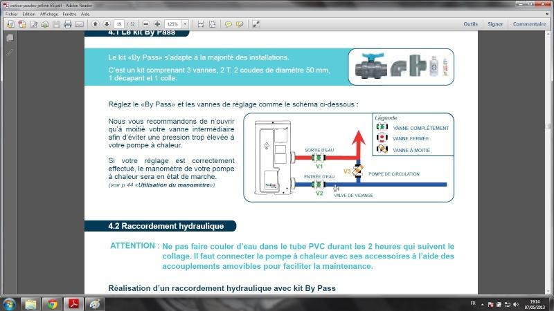 réglage du bypass By_pas10