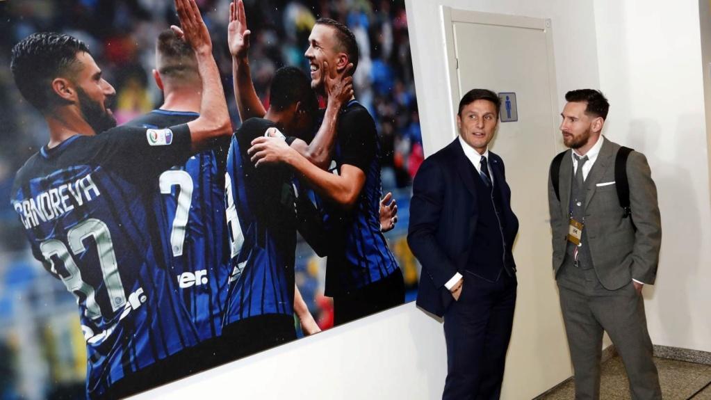 صور مباراة : إنتر ميلان - برشلونة 1-1 ( 06-11-2018 )  10219811