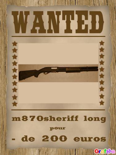 m870 sheriff long g&p Mesmon10