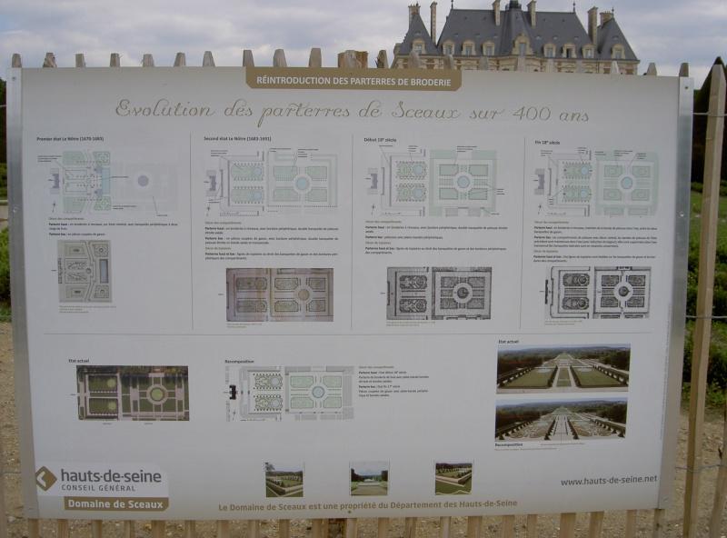 Parc et château de Sceaux Pict7915