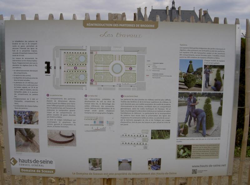 Parc et château de Sceaux Pict7916