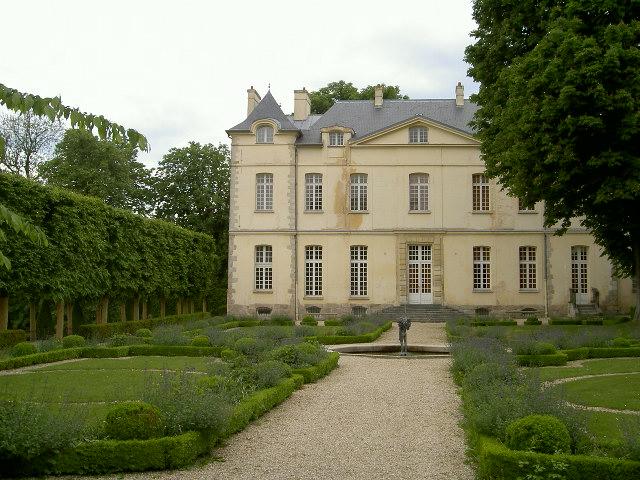 Parc et château de Sceaux Pict7920