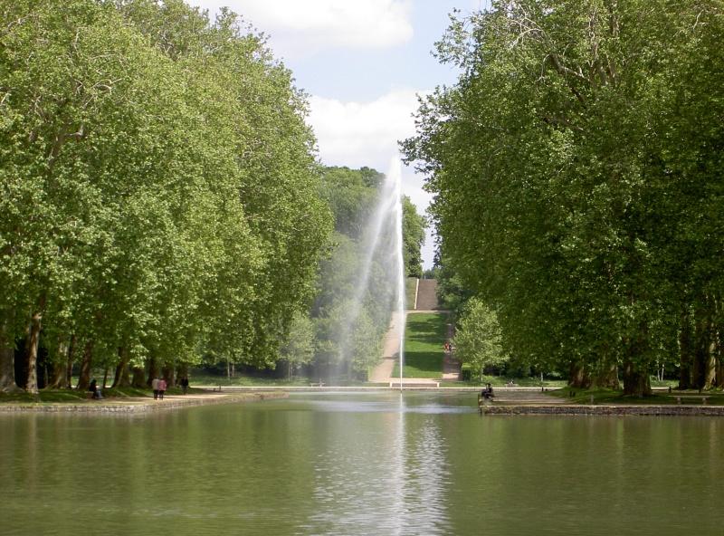 Parc et château de Sceaux Pict7927