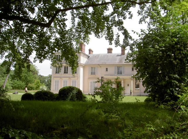 Elisabeth - Le domaine de Mme Elisabeth à Montreuil Pict8020