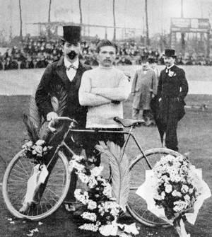 Les vainqueurs du Tour de France Mauric10