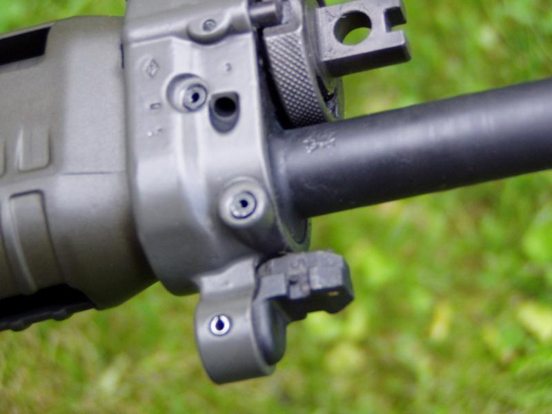 Baïonnette Stg 90 P6020012