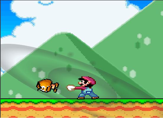 Super Mario 65? Falcon10
