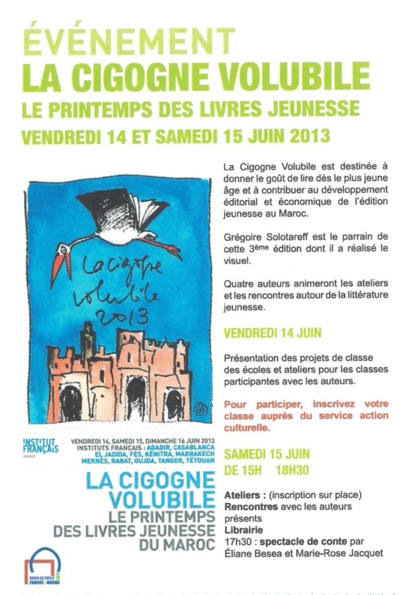 14 et 15 juin - La cigogne volubile : le printemps des livres jeunesse 00410