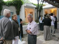 L'Institut Français accueille le peintre Moubarak Ammane jusqu'au 30 juin Img_0413