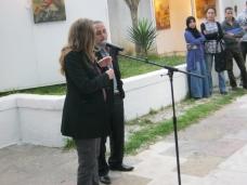 L'Institut Français accueille le peintre Moubarak Ammane jusqu'au 30 juin Img_0416