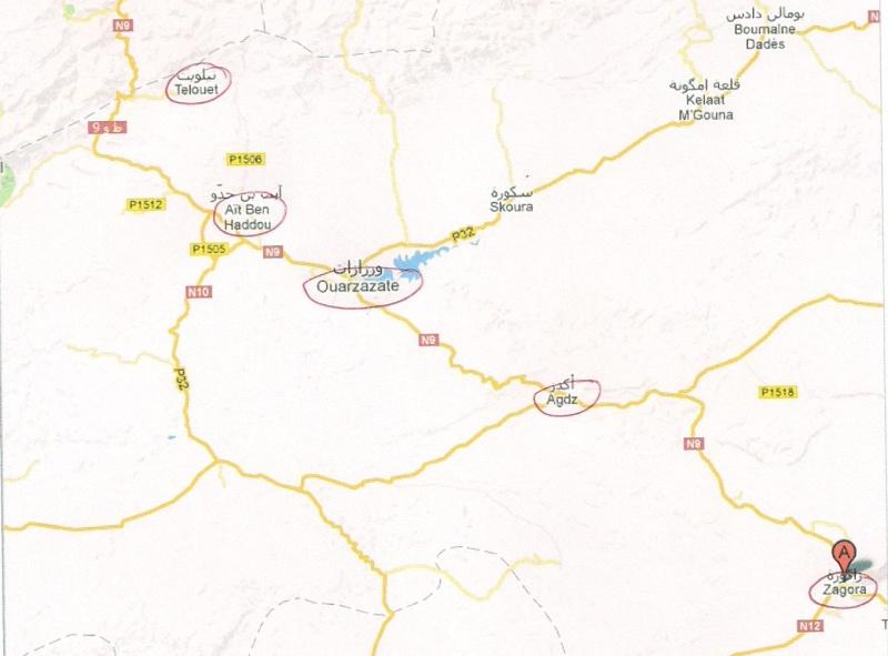 4. Vallée du Drâa et Atlas Zagora10
