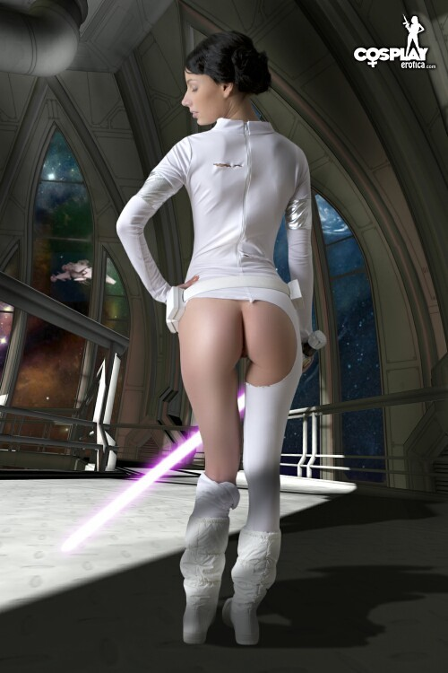 May the Fourth be with you - Happy Star Wars day! Leia_710