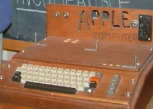 """Kompjuteri i parë i """" Apple"""" shitet për 666 mijë $ Kompju10"""