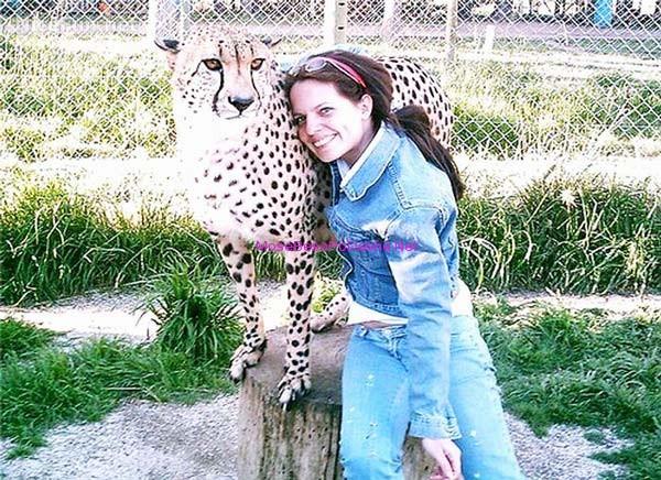 Kopshti zoologjik më i 'çmendur' në botë Leopar17