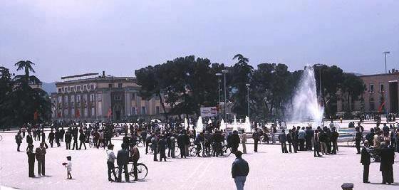 Foto te vjetra Tirana10