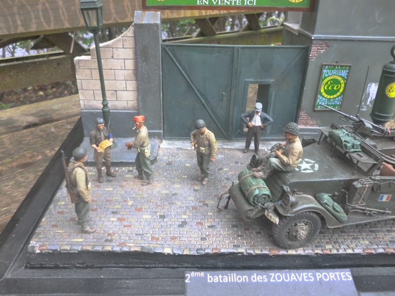 DIORAMA 1ere ARMEE FRANCAISE / TERMINE - Page 3 P1020210