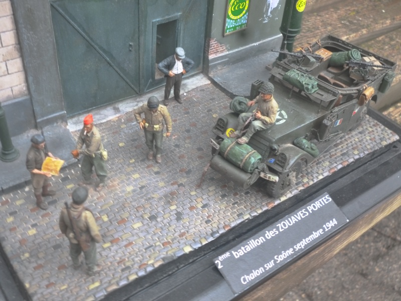 DIORAMA 1ere ARMEE FRANCAISE / TERMINE - Page 3 P1020215