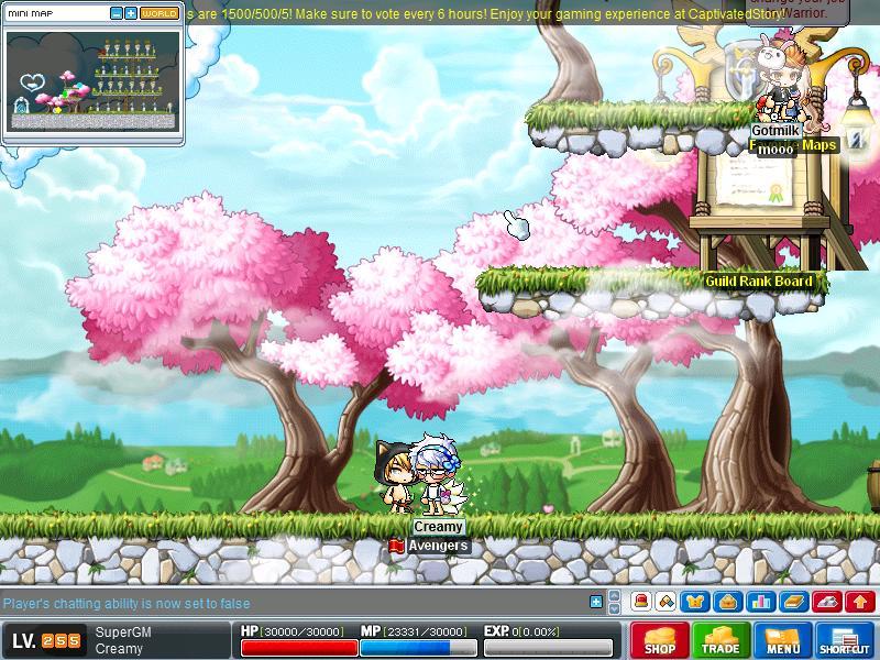 Custom Map Maple010