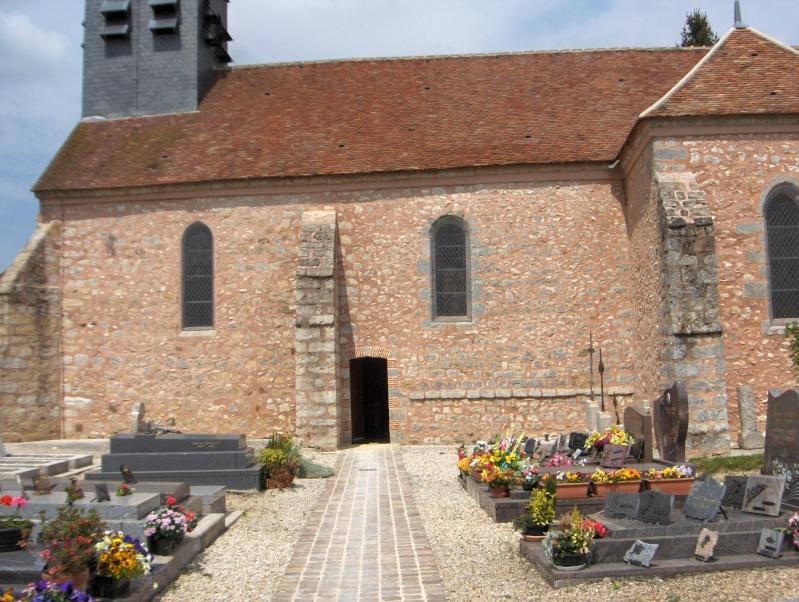 bonjour briard à nos amis bretons  Eglise10