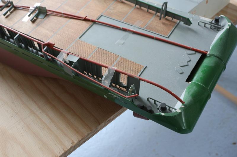[Réparation] Maquette de bateau... endommagée!  22_avr14