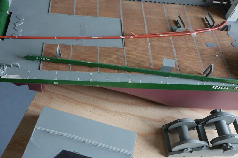 [Réparation] Maquette de bateau... endommagée!  22_avr15