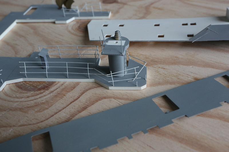 [Réparation] Maquette de bateau... endommagée!  22_avr18