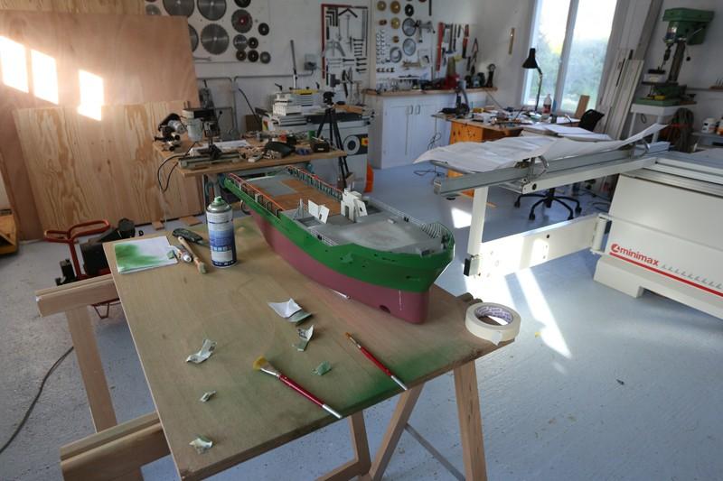 [Réparation] Maquette de bateau... endommagée!  30_avr10