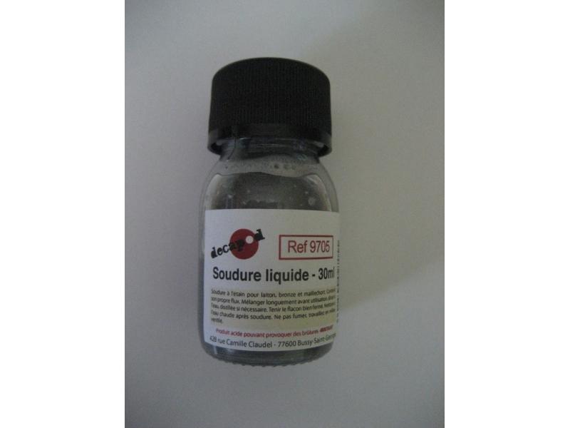 Recherche soudure liquide... 9705-810