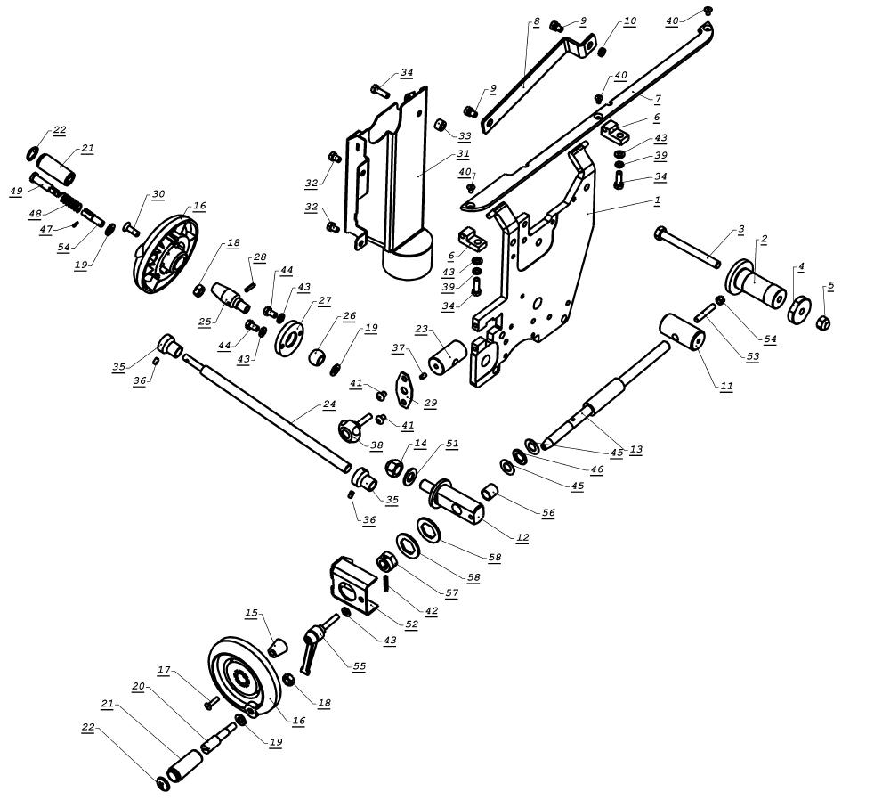 Fabrication scie circulaire sur table Agraga11