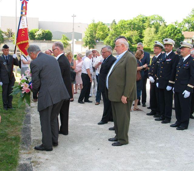 Mardi 18 Juin 2013 seront inaugurés à Nancy l'Esplanade et la Promenade du Commandant Jean Tulasne 1_dapo10