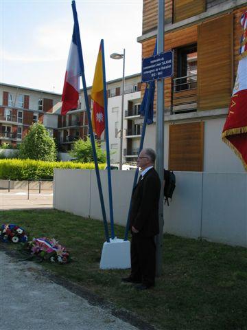 Mardi 18 Juin 2013 seront inaugurés à Nancy l'Esplanade et la Promenade du Commandant Jean Tulasne 2_fran10