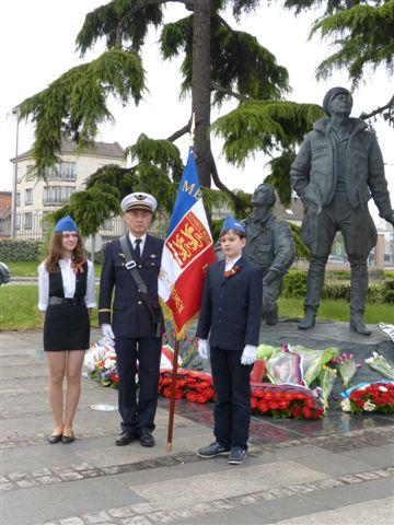 7 Mai 2013 à 11h au Bourget (93) : Cérémonie de la Victoire P1000311