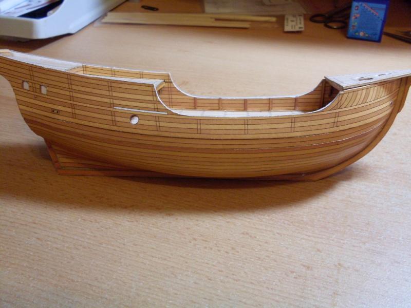 Karavelle Pinta 1:96 Shipyard Nr. 37  - Seite 3 Sdc13610