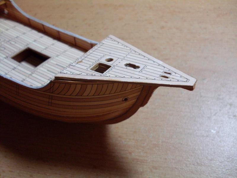 Karavelle Pinta 1:96 Shipyard Nr. 37  - Seite 3 Sdc13612